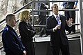 The USA's Secretary of the Air Force visits Cheyenne Mountain, 2015-05-27, 150527-F-VT441-008 (18198486565).jpg
