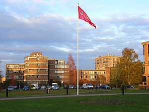 University of Reading - Whiteknights Campus