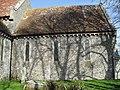 The chancel at Thomas a'Becket Church, Pagham - geograph.org.uk - 1726841.jpg