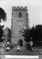 The church, Overton
