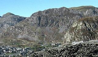 Nyth-y-Gigfran quarry