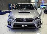 The frontview of Subaru DBA-VAG WRX S4 STI Sport EyeSight.jpg