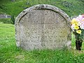 The memorial stone at the Rest and be thankful - geograph.org.uk - 918717.jpg
