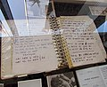 The notebook of Zoran Miščević, pop singer of 60s.jpg