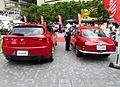 The rearview of Alfa Romeo Giulietta Sprint & Quadrifoglio Verde.JPG