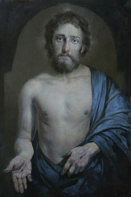 The unbelief of St. Thomas. Mironov
