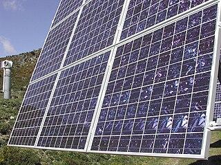 Solarmodul - Bild:Wikipedia