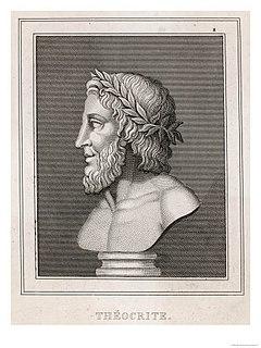 Theocritus ancient Greek poet