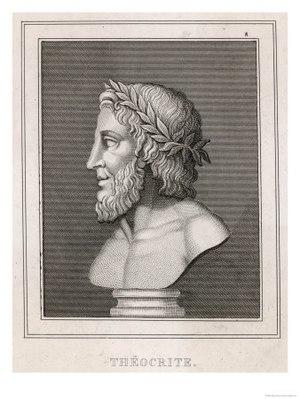 Theocritus cover
