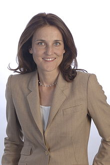 Rail Minister Theresa Villiers MP