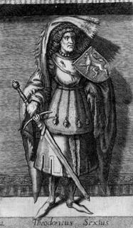 Dirk VI, Count of Holland Dutch monarch