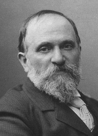 Thomas Hovenden - Thomas Hovenden in 1895