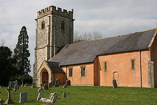 Orchard Portman village in the United Kingdom