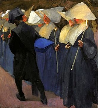 Daughters of Charity of Saint Vincent de Paul - Image: Tichy Elegy