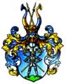Tieschowitz v Tieschowa-Wappen SWB.png