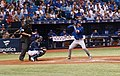 Tight Shot of Kris Bryant at the plate (36561008683).jpg