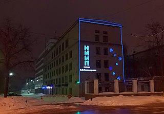 Tikhomirov Scientific Research Institute of Instrument Design