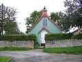 Tin Tabernacle, Alhampton - geograph.org.uk - 1495561.jpg