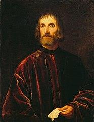 Portrait of Andrea dei Franceschi