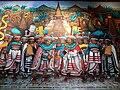 Tlaxcala - Palacio de Gobierno - Friedensschluss Indianer.jpg