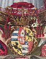 Todesangstbruderschaft Passau 013 Johann Philipp von Lamberg Wappen.jpg