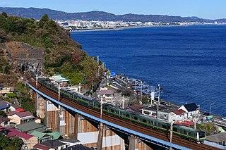 Tōkaidō Main Line Railway line in Japan