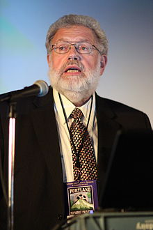 Tom Flynn speaking at the 2011 Humanist Film Festival.jpg