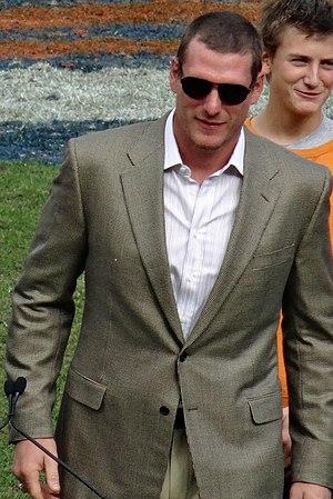 Tom Nalen - Nalen in 2013.