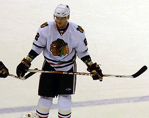 2009–10 Chicago Blackhawks season - Tomas Kopecky was also another key addition, previously helping the Detroit Red Wings win the Stanley Cup in 2008.