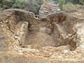 Tomba ara dei gelsi necropoli Poggio Sommavilla SBALazio etruria meridionale.jpg