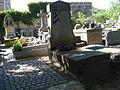 Tombe de Claire-Christine D'AGOULT, marquise de Charnacé, cimetière Montmartre.JPG
