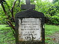 Tombstone of Jesuits German Priests 01.JPG