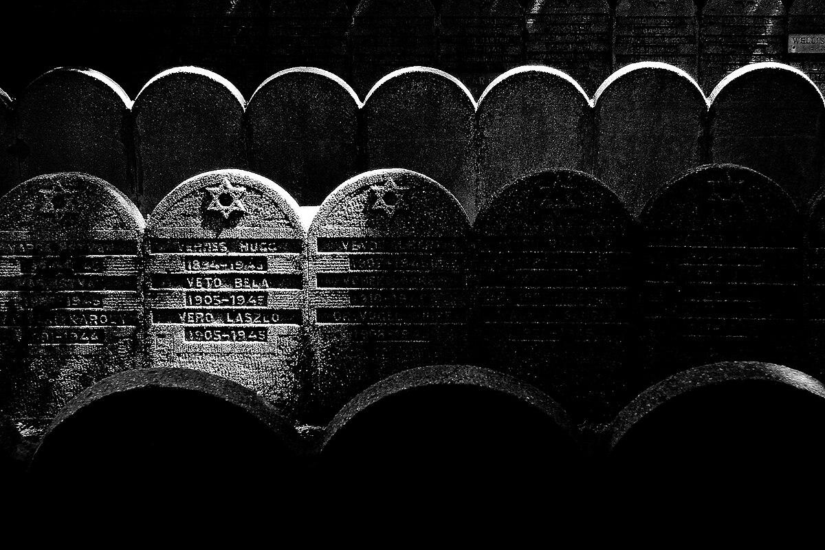 idézetek sírkövekre Izraelita temető – Wikipédia