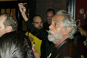 Tommy Chong - Tommy Chong in Toronto, 2008