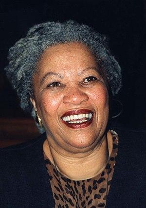Toni Morrison cover