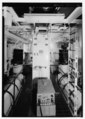 Top of engine room at galley level, looking aft. - U.S. Coast Guard Cutter FIR, Puget Sound Area, Seattle, King County, WA HAER WA-167-30.tif