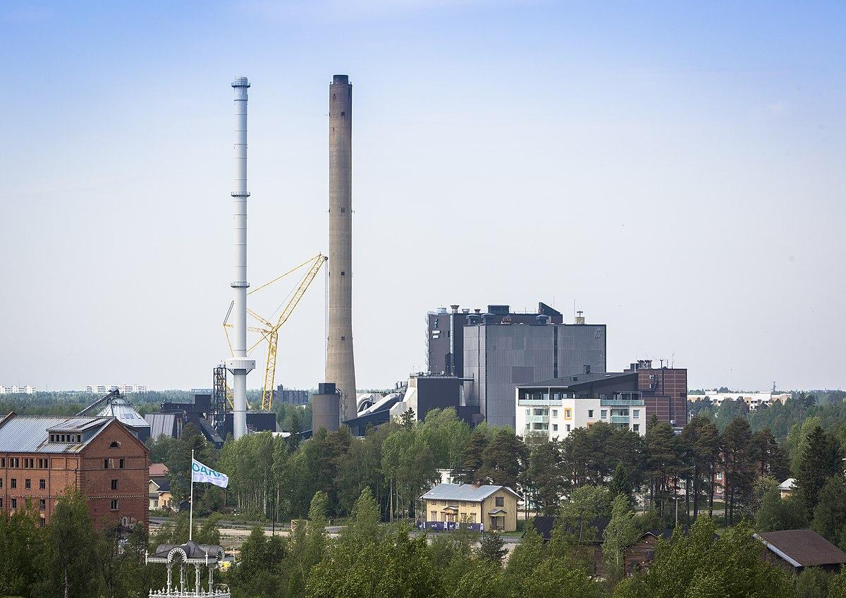 Sähkönsiirto Oulu