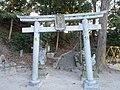 Torii of Inner Shrine of Hirano-jinja 01.jpg