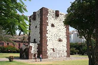 San Sebastián de La Gomera - Image: Torredelconde