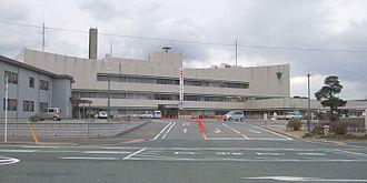 Tosu, Saga - Tosu City Hall