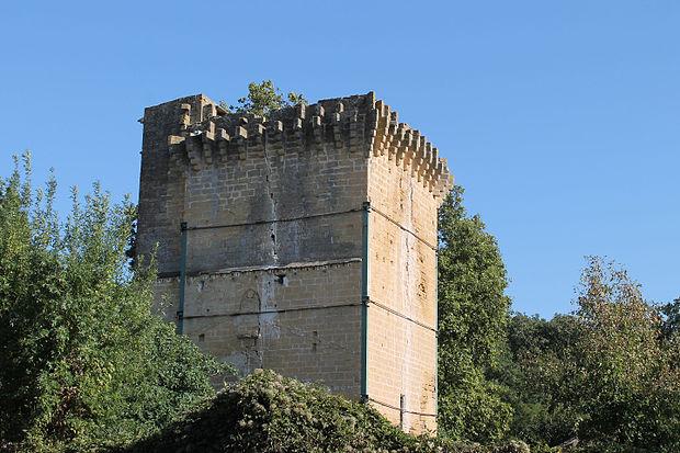 Monument historique à Istres