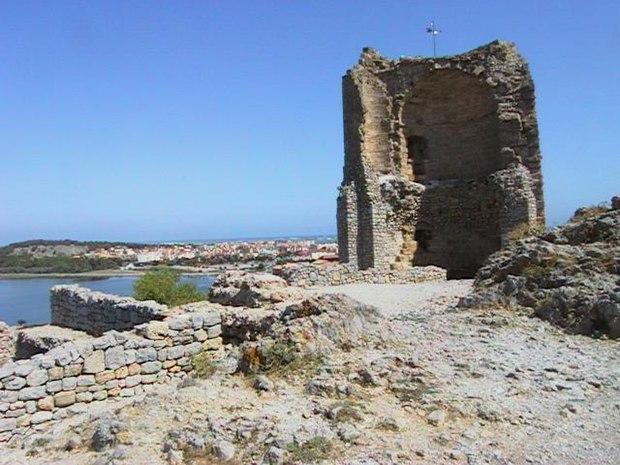 Monument historique à Gruissan