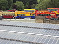 Tour buses, Edinburgh - DSC06156.JPG