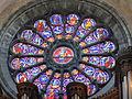 Tournai, Cathédrale Notre-Dame. Rosace.JPG