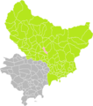 Tournefort (Alpes-Maritimes) dans son Arrondissement.png