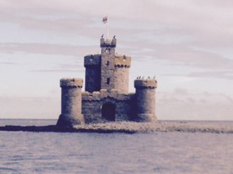 St Mary's Isle - The Tower of Refuge