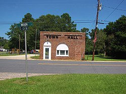 Town Hall in Proctorville