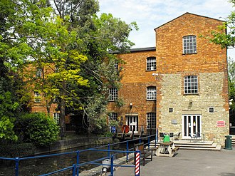 University of Buckingham - Tanlaw Mill, formerly the old Town Mill (OTM)