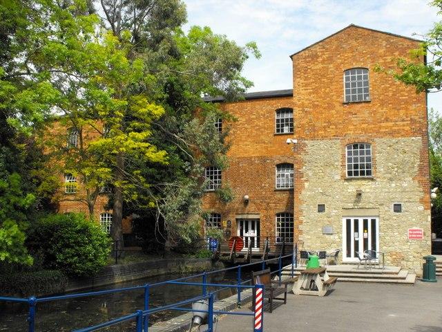 Town Mill, Buckingham - geograph.org.uk - 1316769