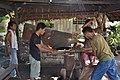 Traditional 'bolo' (cutting knife) making (9275223759).jpg